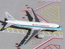US Airways Airbus 319, N744P Gemini Diecast Display Model