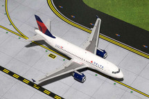 Delta Air Lines A319, N349NB Gemini Diecast Display Model