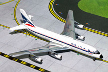 Delta Air Lines CV 880, N8802E Gemini Diecast Display Model