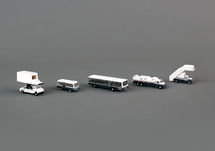 Airport Service Vehicles