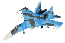 "Su-27 Flanker-B Ukranian Air Force 831st IAP, ""Blue 08"", Ukraine"