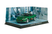 Jaguar XKR Die Another Day - James Bond Eaglemoss Collections