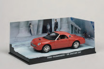 Ford Thunderbird Die Another Day - James Bond Eaglemoss Collections