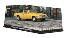 Triumph Stag Diamonds Are Forever (1971) - James Bond Eaglemoss Collections