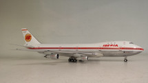 Iberia Boeing 747-100 EC-BRP With Stand