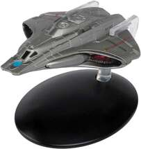 Federation Mission Scoutship Starfleet, STAR TREK: Insurrection, NO MAGAZINE