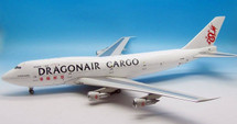 MISC Cargo Boeing 747-300 B-KAA With stand