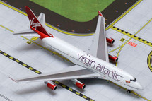 "Virgin Atlantic 747-400 ""Ruby Tuesday"" Gemini Diecast Display Model"