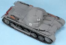 "Sd.Kfz.101 Pz.Kpfw.I Ausf.B 1st-SS Panzer Division ""Leibstandarte SS Adolf Hitler,"" France, June, 1940"