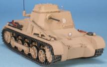 Sd.Kfz.265 Panzerbefehlswagen Deutsche Afrika Korps, Tobruk, Libya, 1941
