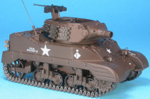 75mm Howitzer Motor Carriage M8 12th Armored Division, U.S. Army, Alsace, 1944