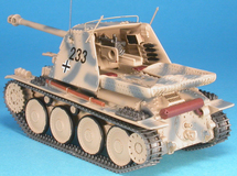 Sd.Kfz.138 Marder III Ausf.H 21st Panzer Division, German Army, Tunisia, 1943