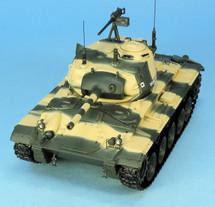 "M24 Chaffee Light Tank ""Douaumont,"" French Army, Dien Bien Phu, First Indochina War, 1954"