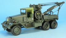 M1A1 Series 5 Heavy Tow Truck 2nd Armored Division, French Army, WWII