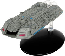 Federation Holoship Starfleet, STAR TREK: Insurrection, w/Magazine