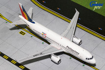 Philippine Airlines A320-200, RP-C8619 Gemini Diecast Display Model