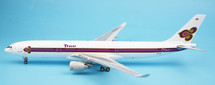 Thai Airways A330-300 HS-TEC with Stand