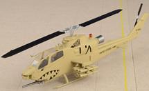 AH-1F Cobra US Army 2nd Cavalry Rgt, 4th Sqn, Sand Shark #67-15643, Iraq, Operation Desert Storm, 1991