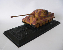 """Sd.Kfz.182 Pz.Kpfw.VI Ausf.B """"King Tiger"""" 1./s.Pz.Abt.505, German Army, Russia, 1944"""