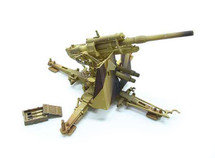 Flak 36 88mm (Tan) Diecast Model