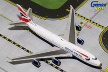 British Airways B747-400 victoRIOus G-CIVA Gemini Diecast Display Model
