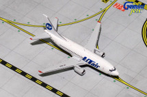 UTAIR B737-500 VP-BVN Gemini Diecast Display Model