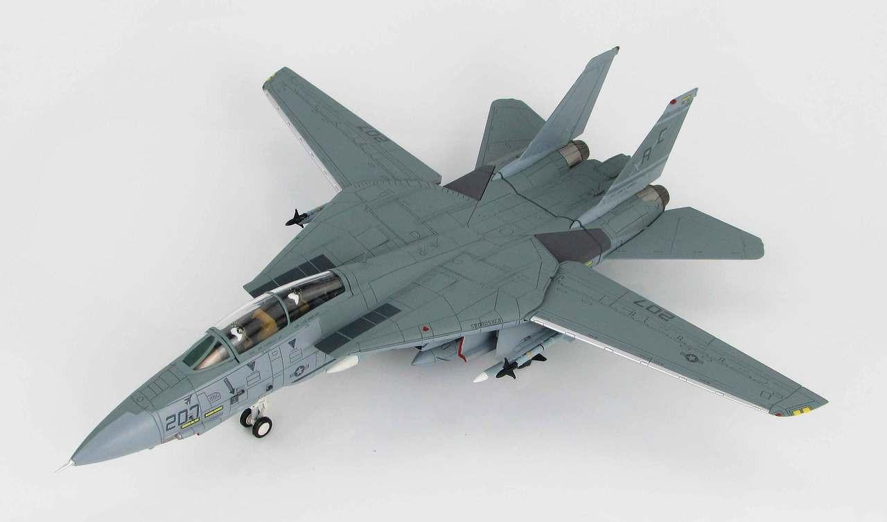 1:18 JSI F-14 Tomcat model F-14D Chin pod