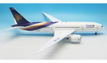 Thai Airways International Boeing 787-8 HS-TQB With Stand