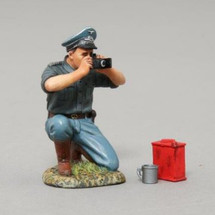 Major Bruno Meyer Figurine