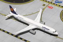 Lufthansa A321-200 Kranichschutz Deutschland D-AIRR Gemini Diecast Display Model