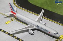 American A321-200 N162UW Gemini Diecast Display Model