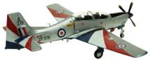 Tucano T.Mk 1 RAF No.1 (Flight Training) Sqn, ZF378, RAF Linton-on-Ouse, England