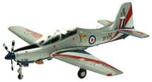Tucano T.Mk 1 RAF No.1 (Flight Training) Sqn,ZF317, RAF Linton-on-Ouse, England, 2009