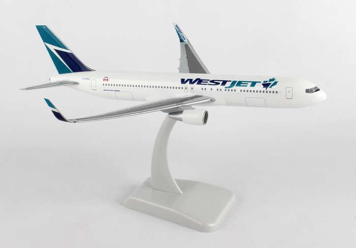9b520e5af80c WestJet 767-300 w/Gear REG#C-FOGJ New Livery, 1:200 Hogan Wings DAR ...