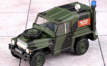 Land Rover 1/2-Ton Lightweight Military Police