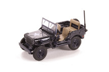 """Willys MB """"Jeep"""" British Royal Navy"""