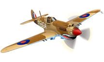 Tomahawk IIA AK402 P/O Neville Duke, 122 Squadron