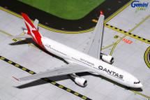 Qantas Airlines A330-300 (New Livery) VH-QPJ Gemini Diecast Display