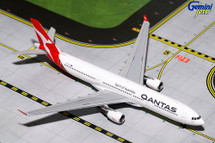 Qantas A330-300 (New Livery) VH-QPJ Gemini Diecast Display Model