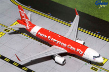 Thai Air Asia A320-200(S) (Sharklets) HS-BBH Gemini Diecast Display Model