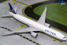 United B777-300ER N2331U Gemini Diecast Display Model