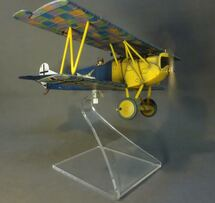 Fokker DVII (OAW), Jasta 19, October 1918, Ltn. Wilhelm Leusch (1pc)