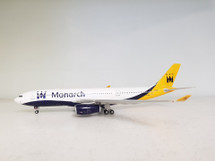 Monarch Airlines A330-200 G-EOMA With Stand LTD 100 MODELS