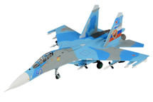 Su-27UB Flanker-C Blue 43