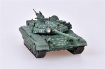 T-72B with ERA Main Battle Tank Russian Army, 2010s