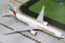 Emirates Airlines B777-300ER A6-EPP Gemini Diecast Display Model