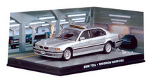 BMW 750iL Tomorrow Never Dies (1997) - James Bond Eaglemoss Collections