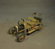 Australian 1st Light Car Patrol 1917, Ford Model T, Silent Sue (2pcs)