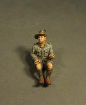 Australian 1st Light Car Patrol 1917, Ford Model T, Silent Sue Driver (1pc)