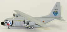 C-130 Belgium Air Force CH-02 30th Anniversary With Stand